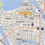 山口県萩市・いまだ歯科医院/地図